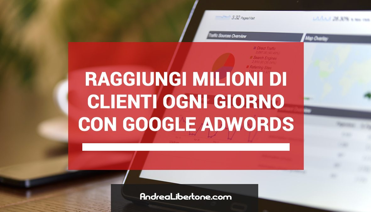Consulenza Google AdWords Ecommerce